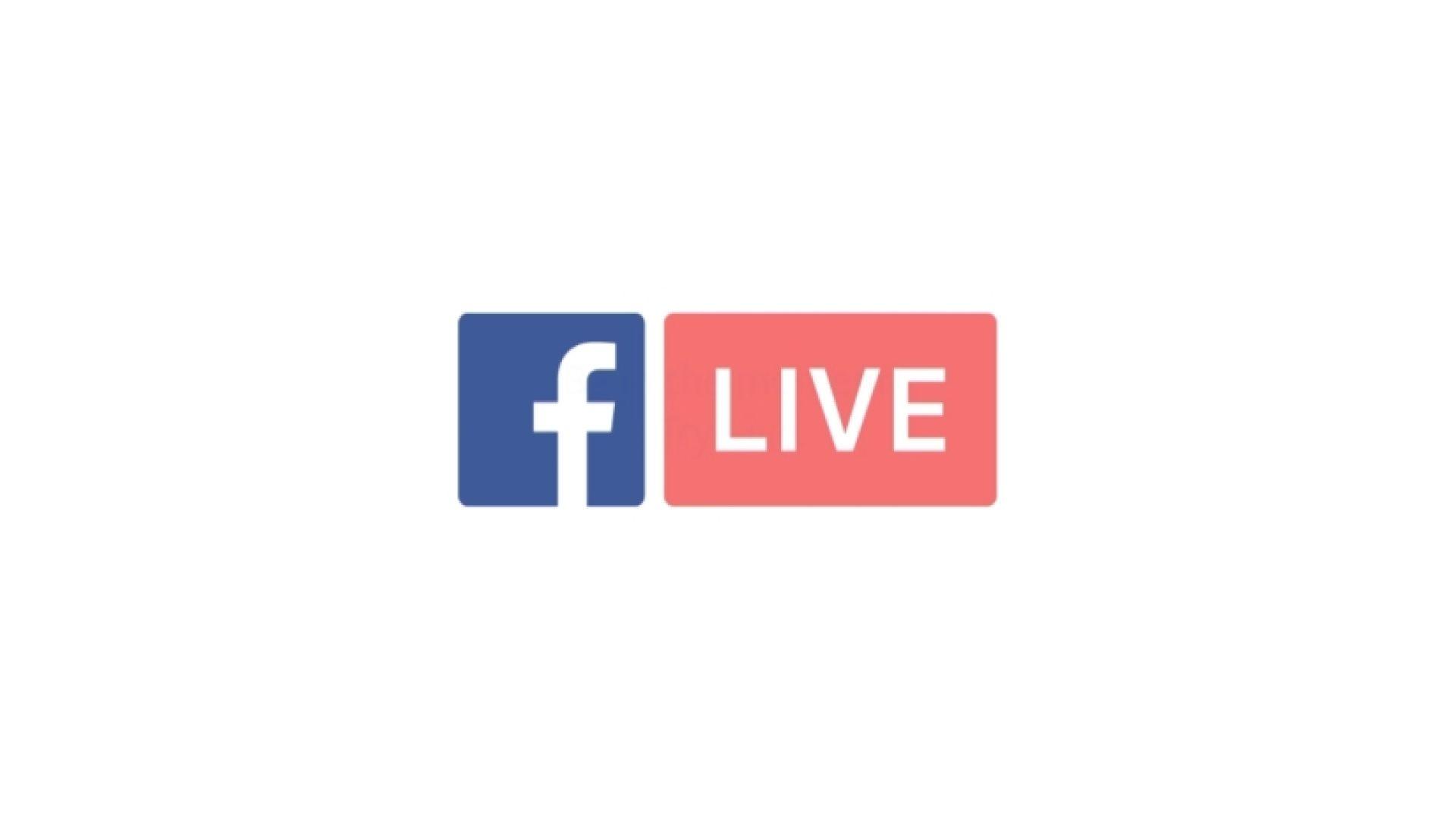 Facebook 'Live' goes l...